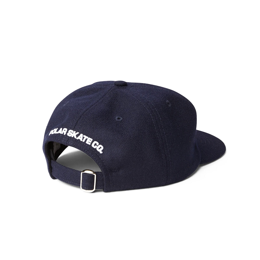 Polar Wool Cap - Rich Navy