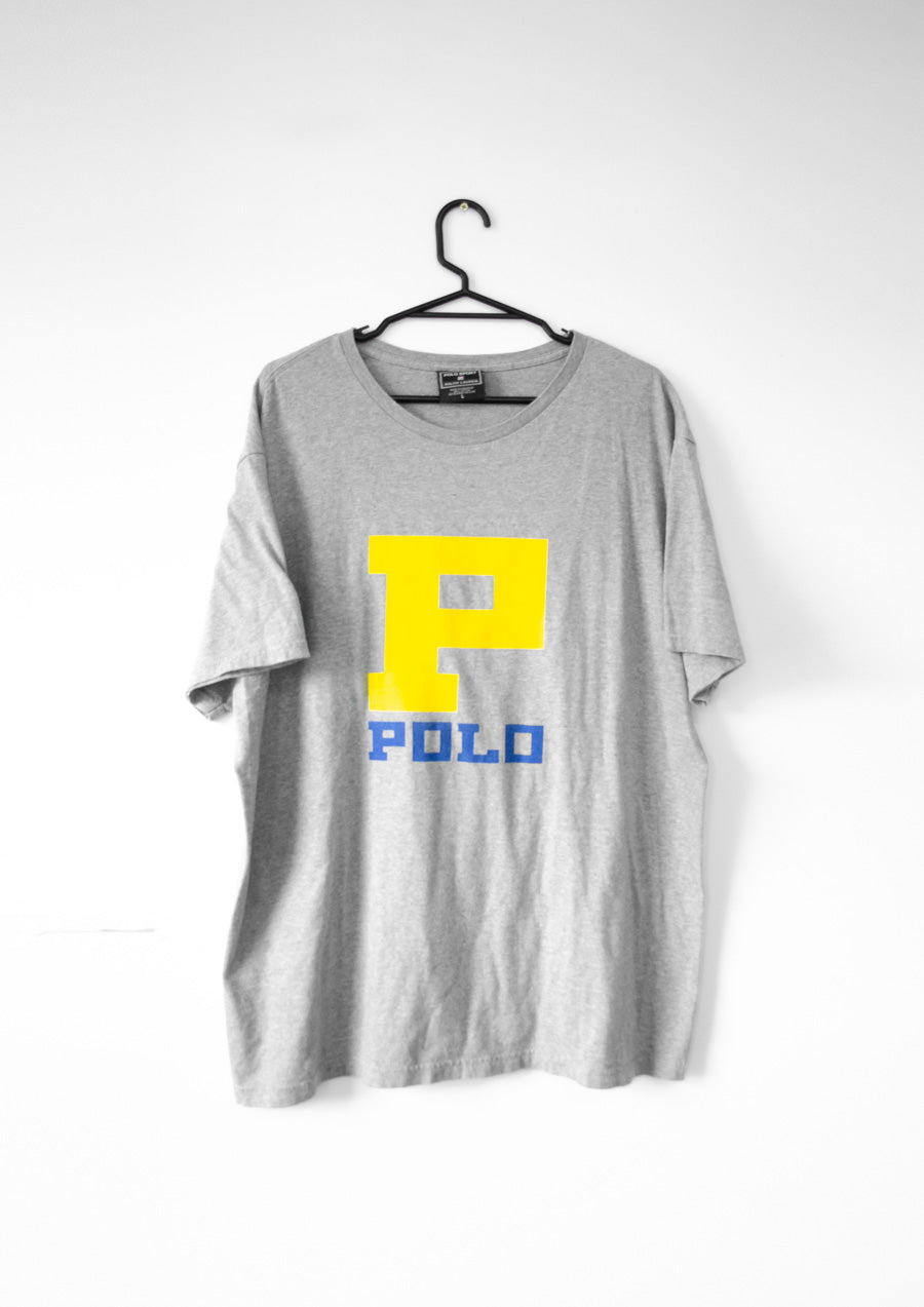 RL Polo Heather Tee - Large