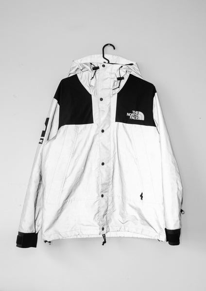 Supreme x North Face 3M Reflective Jacket - Large