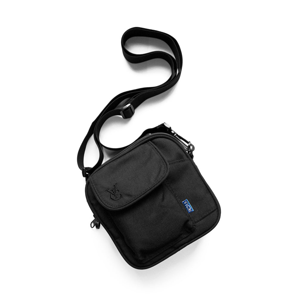 Vic Apparel Side Bag - Black