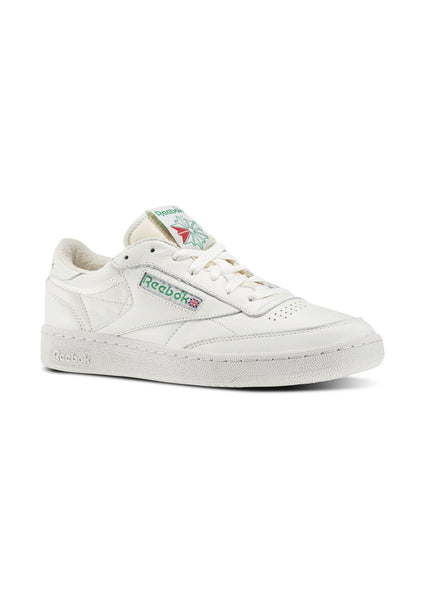 Reebok Club C 85 - White / Green