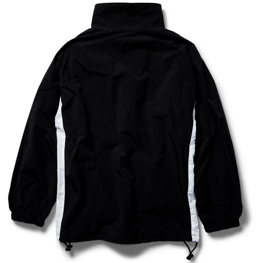 Droors Ocelot Track Jacket - Black