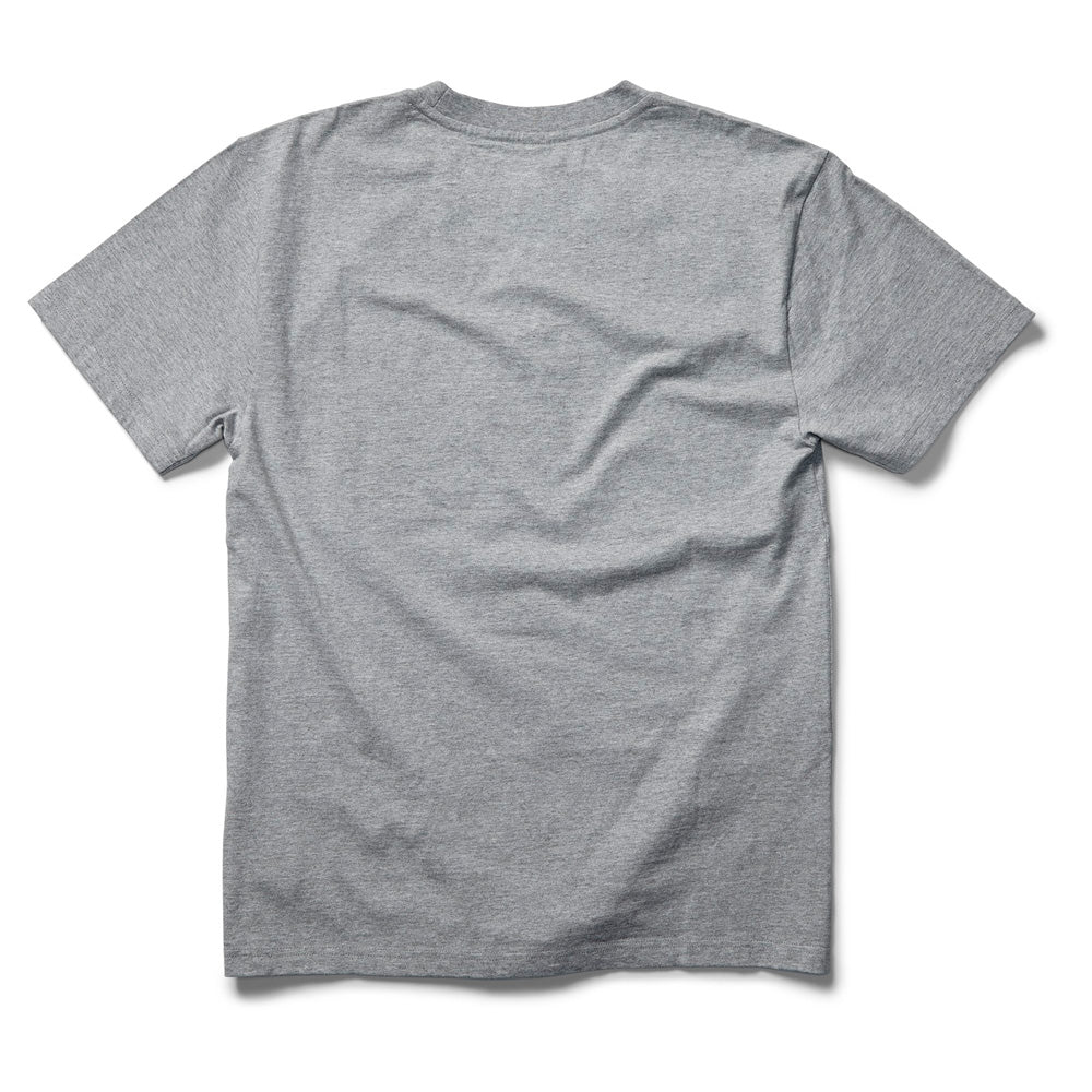 Droors Infinity Logo Tee - Heather Grey