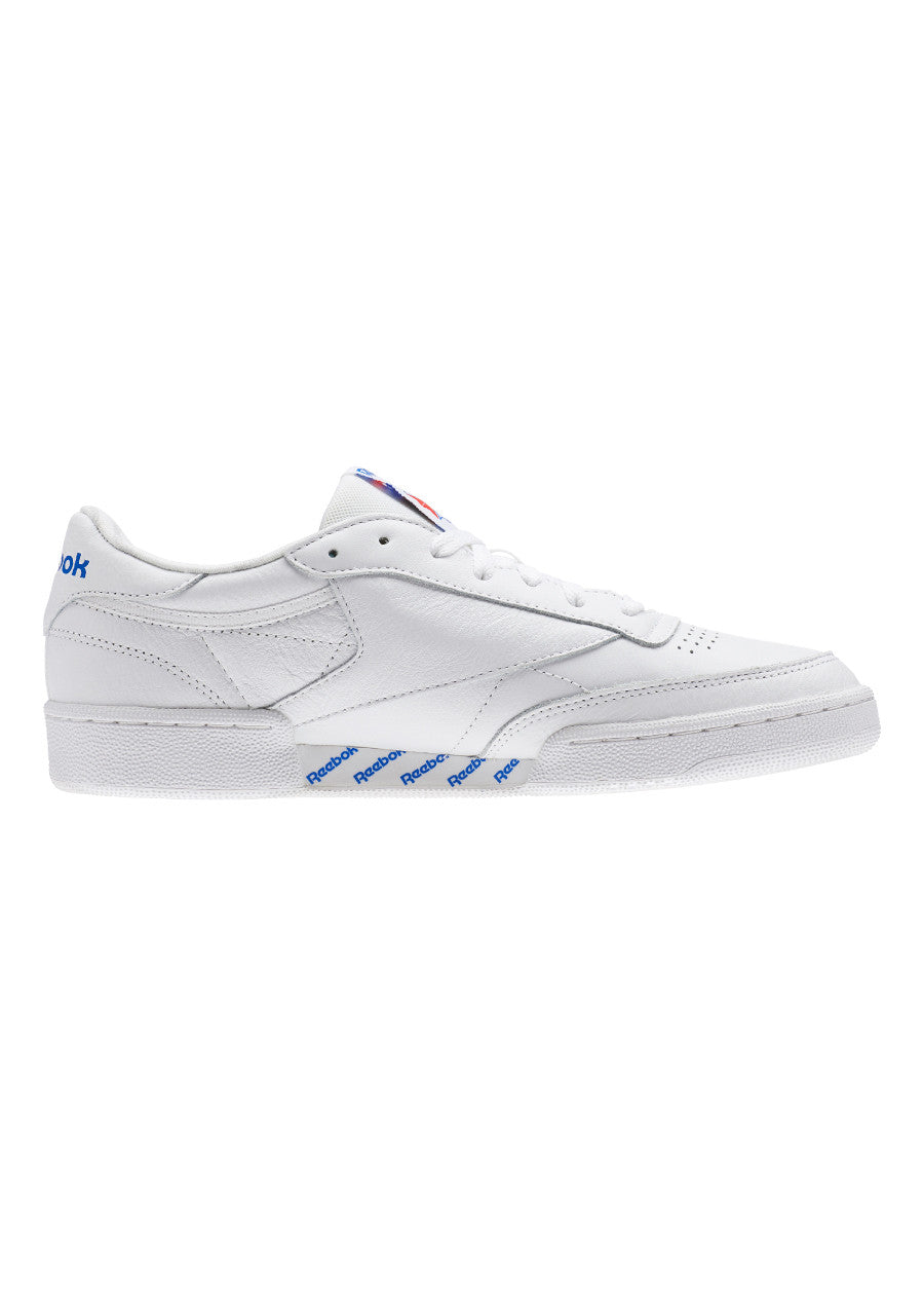 Reebok Club C 85 - White/Light Grey/Royal