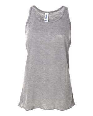Bella + Canvas - Women's Flowy Racerback Tank. 8800