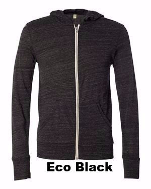 Alternative - Eco-Jersey Hooded Full-Zip. 1.97E+04