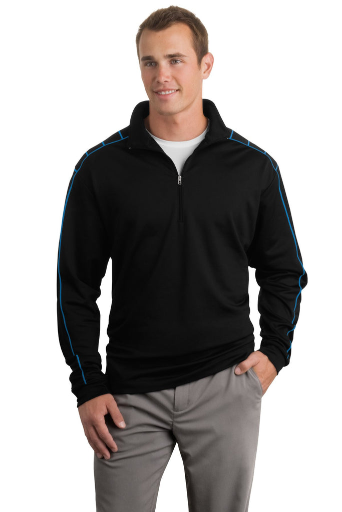 Nike Golf - Dri-FIT 1/2-Zip Cover-Up. 354060