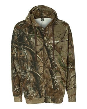 Code Five - Adult RealtreeŒÂ Camo Zip Fleece Hoodie. 3989