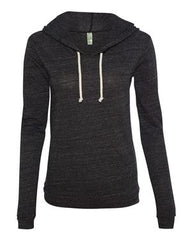 Alternative - Women's Eco-Jersey Classic Hooded Pullover T-Shirt. 1928