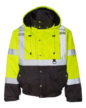 ML Kishigo - Hi-Vis Jacket. JS130-131