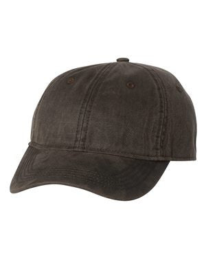 DRI DUCK - Landmark Weathered Cotton Twill Cap. 3749