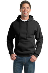 JERZEES SUPER SWEATS - Pullover Hooded Sweatshirt.  4997M