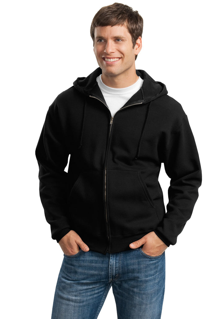 JERZEES Super Sweats - Full-Zip Hooded Sweatshirt.  4999M