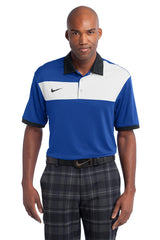 Nike Golf Dri-FIT Sport Colorblock Polo. 527806