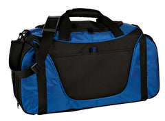 Port & Company Improved Two-Tone Medium Duffel. BG1050