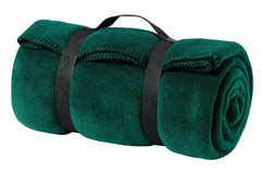 Port & Company - Value Fleece Blanket with Strap.  BP10