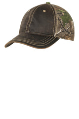 Port Authority Pigment-Dyed Camouflage Cap. C819