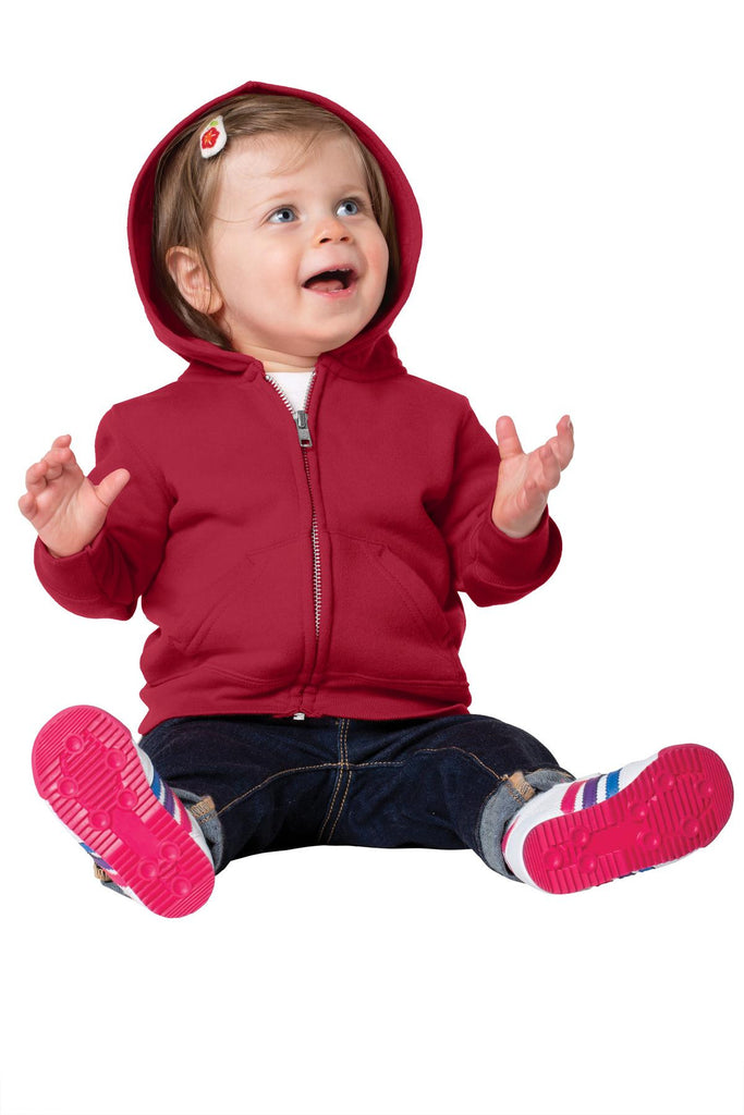 Precious Cargo Infant Full-Zip Hooded Sweatshirt. CAR78IZH