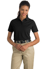 CornerStone - Ladies Industrial Pique Polo. CS403