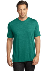 District Made - Mens Textured Crew Tee. DM370