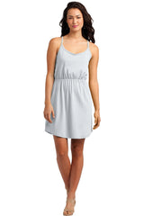 District Juniors Strappy Dress. DT223