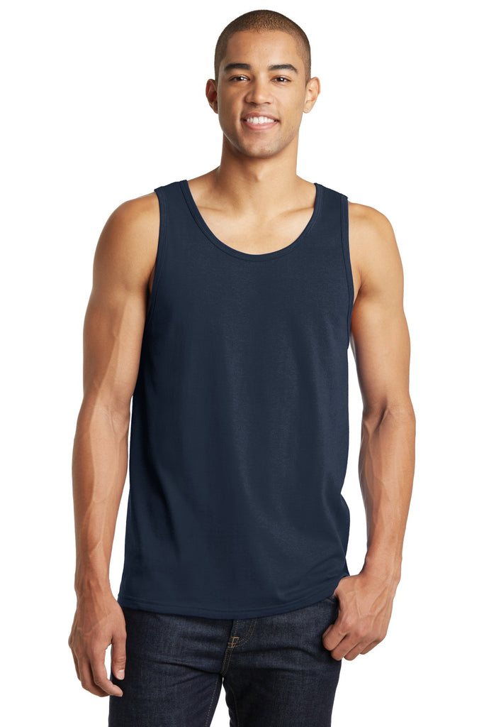 District Young Mens The Concert Tank. DT5300