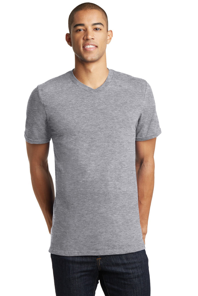 District - Young Mens The Concert Tee V-Neck DT5500