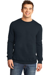 District - Young Mens The Concert Fleece Crew. DT820