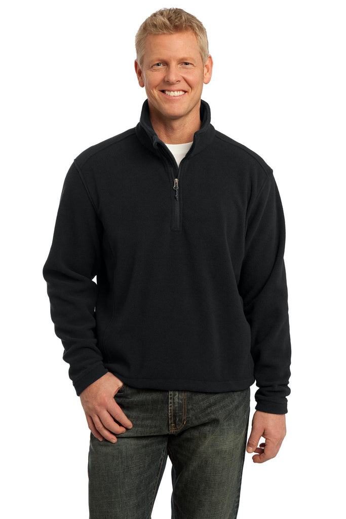 Port Authority Value Fleece 1/4-Zip Pullover. F218