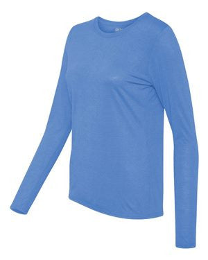 Mid Ice Crisis Long Sleeve Performance T-Shirt. 42400L