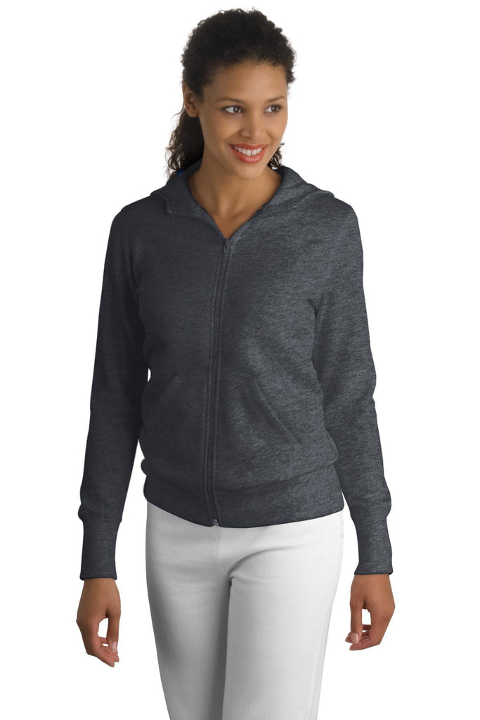Cool Grey  Vivid Pink Nike Golf Ladies Therma-FIT Hypervis Full-Zip Jacket.  779804 – Shirtz 39b98b0ef