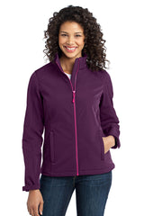 Port Authority Ladies Traverse Soft Shell Jacket. L316
