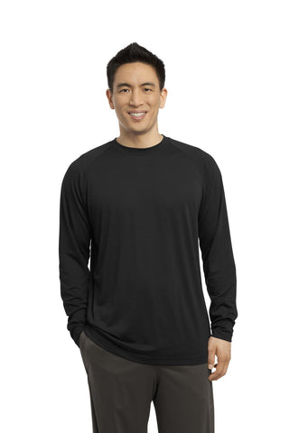 Sport-Tek  Long Sleeve Ultimate Performance Crew. ST700LS