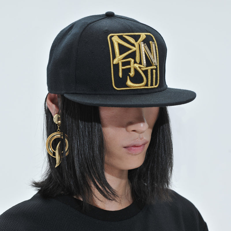 My Highness Embroidered Cap