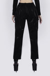Agent Shade Zipper High-waist Pants