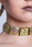 Yellow Dragon Collar
