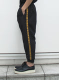 Kuji Kiri Black Sport Pants