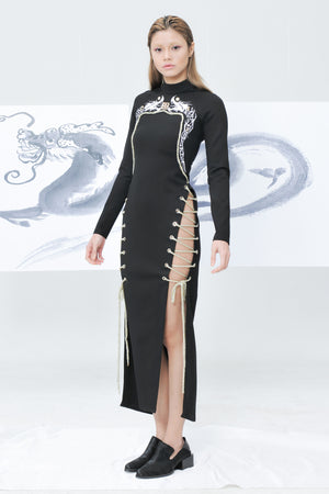 The Dragon Lady Dress