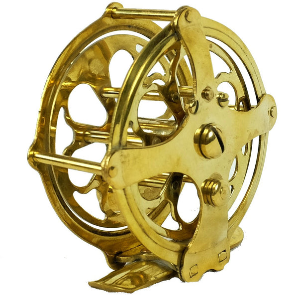 Alphonse Vintage Style Fly Fishing Reel