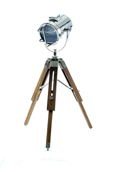 Bonita Spotlight Tripod Desk Lamp