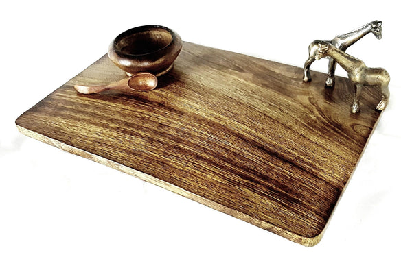 Gir Forest Wooden Serving Tray