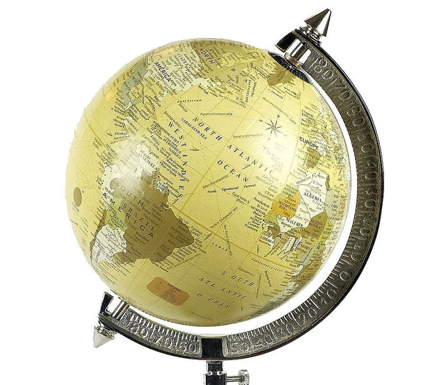 Tripod Adjustable Globe Africa Pic2