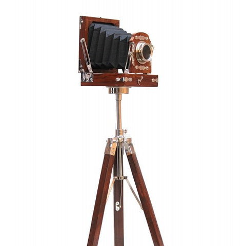 Wright Movie Tripod Camera Masterpiece
