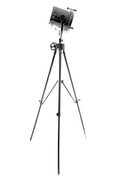 Adjustable Tall Tripod Floor Lamp Unique Design Revolving
