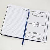 A5 COACHES SESSION PLANNER BOOK