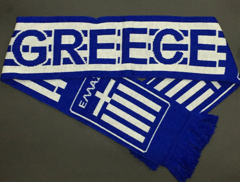 Greece Scarf - Prosport Apparel and Equipment