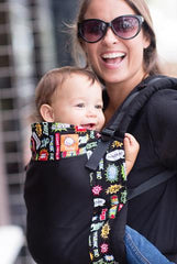 babywearing language glossary of terms