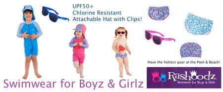 rashoodz australia stockist online kids swimwear and rashies