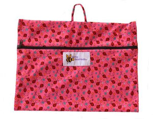 Baby BeeHinds Baby BeeHinds Wetbag Ooh La Ladybugs wet bags - Nest 2 Me Baby Carriers Australia