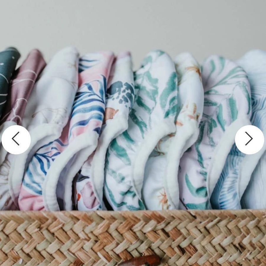 Bare + Boho Bare and Boho Reusable Swim Nappies OSFM - Select Design Nappies - Nest 2 Me Baby Carriers Australia